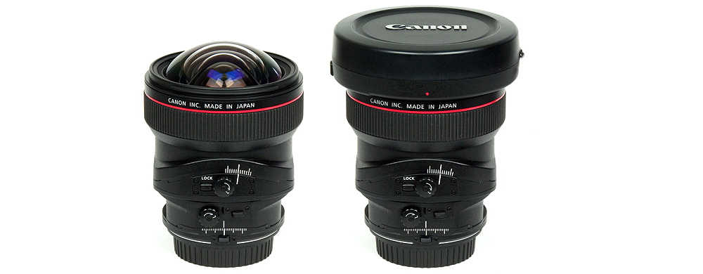 Canon TS-E 17 mm F 4 L in test