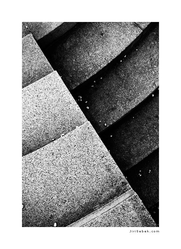 fotografie Stairs 2