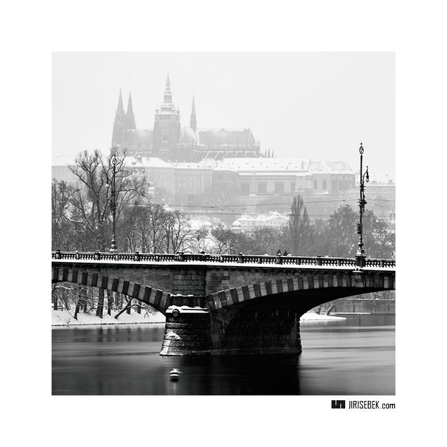 fotografie Most legií 2