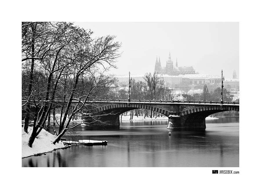 fotografie Most legií 3