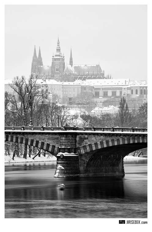 fotografie Prague castle 2