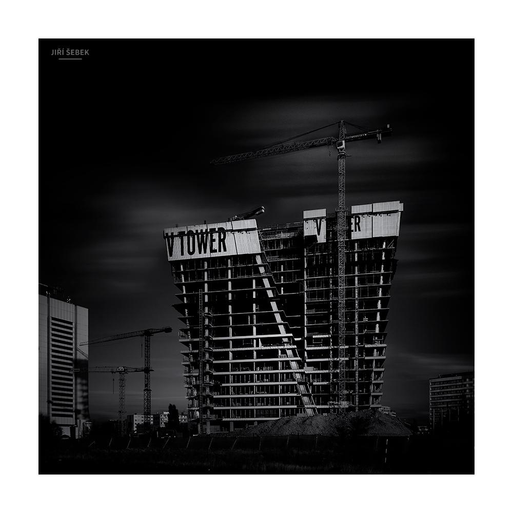 fotografie V Tower