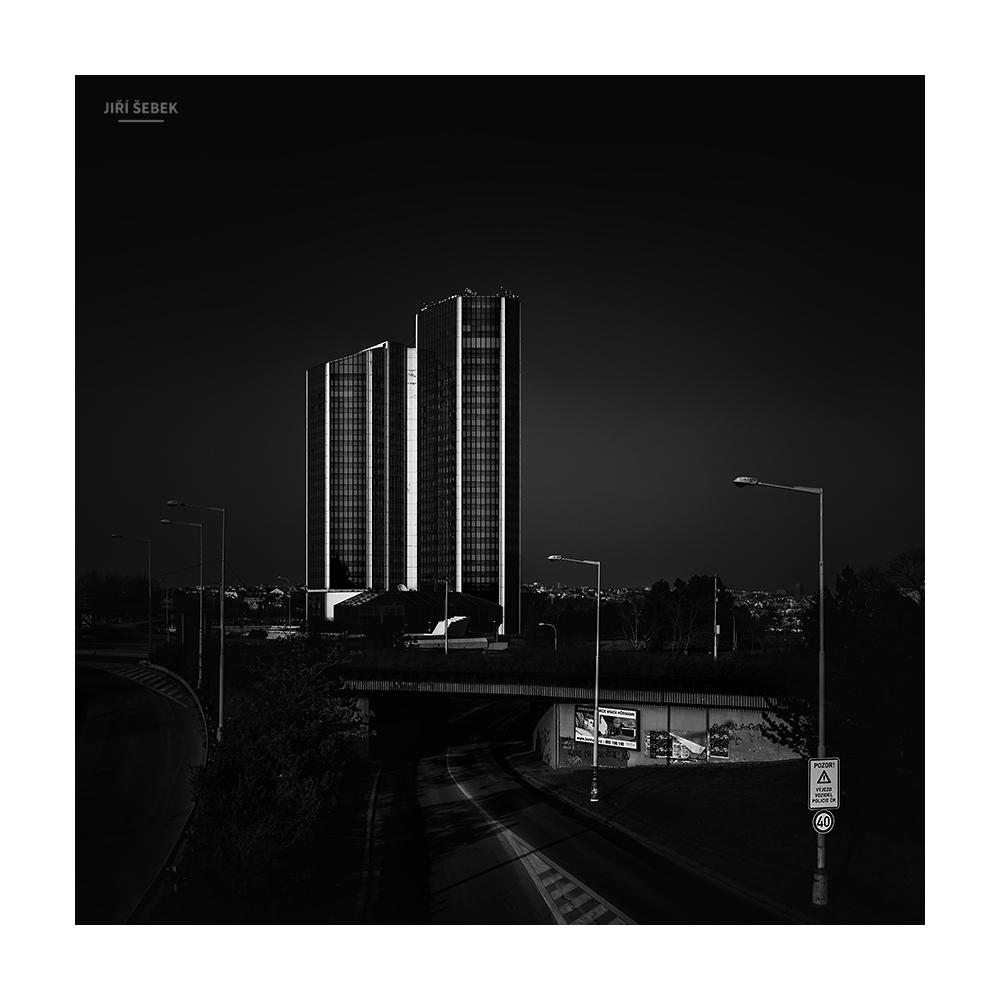 fotografie Corinthia Towers