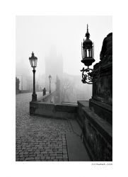 fotografie Charles Bridge, Prague