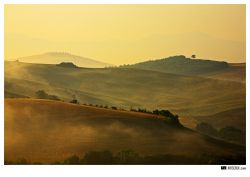 photo Val d´Orcia, Toscana