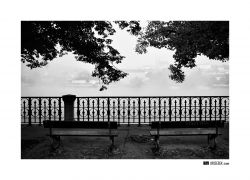 fotografie Benches