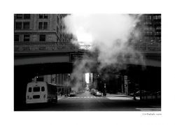 fotografie Pershing square