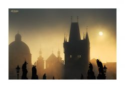 fotografie Charles bridge 7