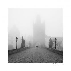 fotografie Charles bridge 4