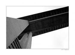 fotografie Nuselsky bridge, Prague