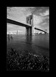 fotografie Brooklyn Bridge, New York
