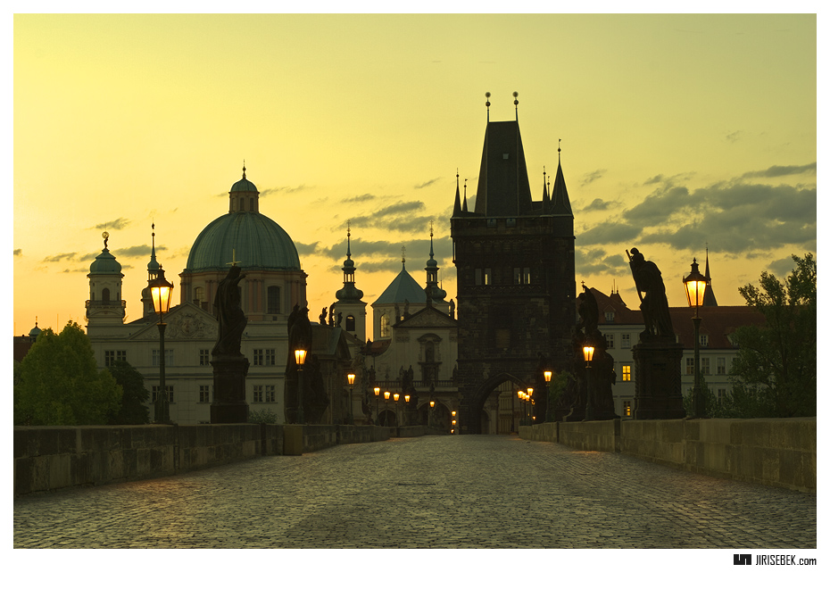 fotografie Golden Prague