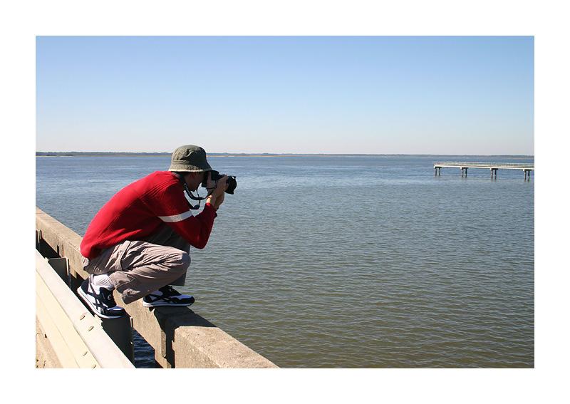 fotografie On the Bridge