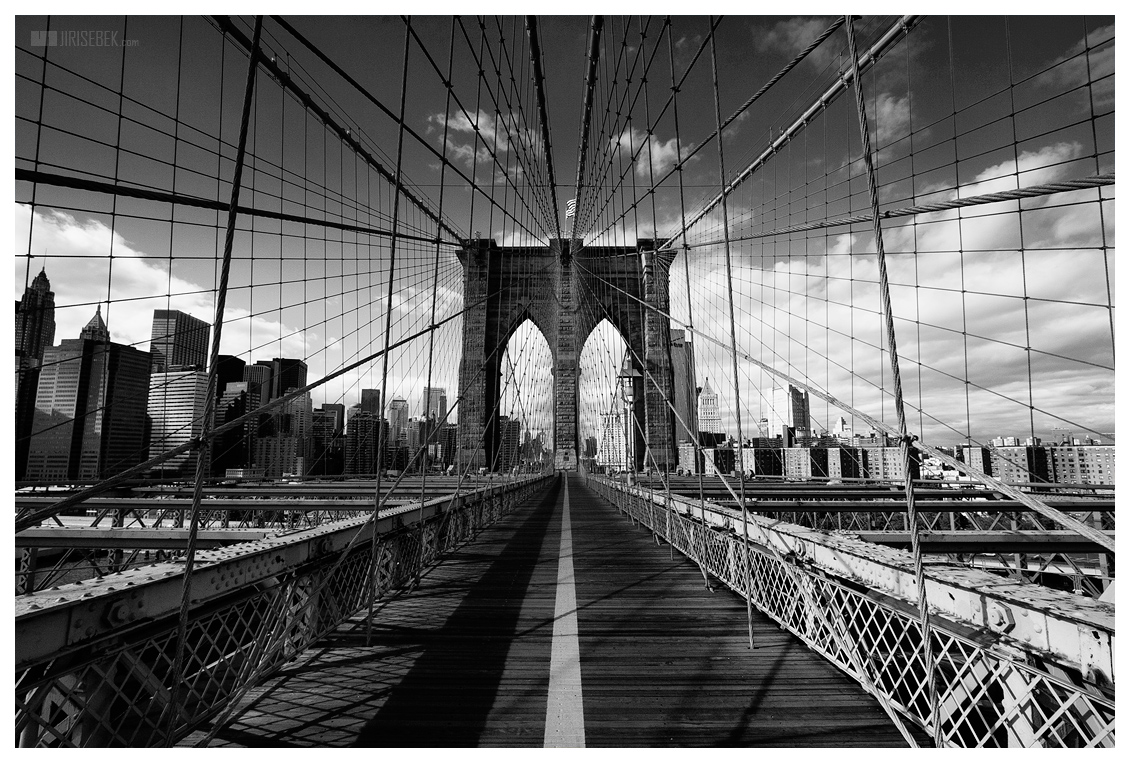 fotografie Brooklyn Bridge