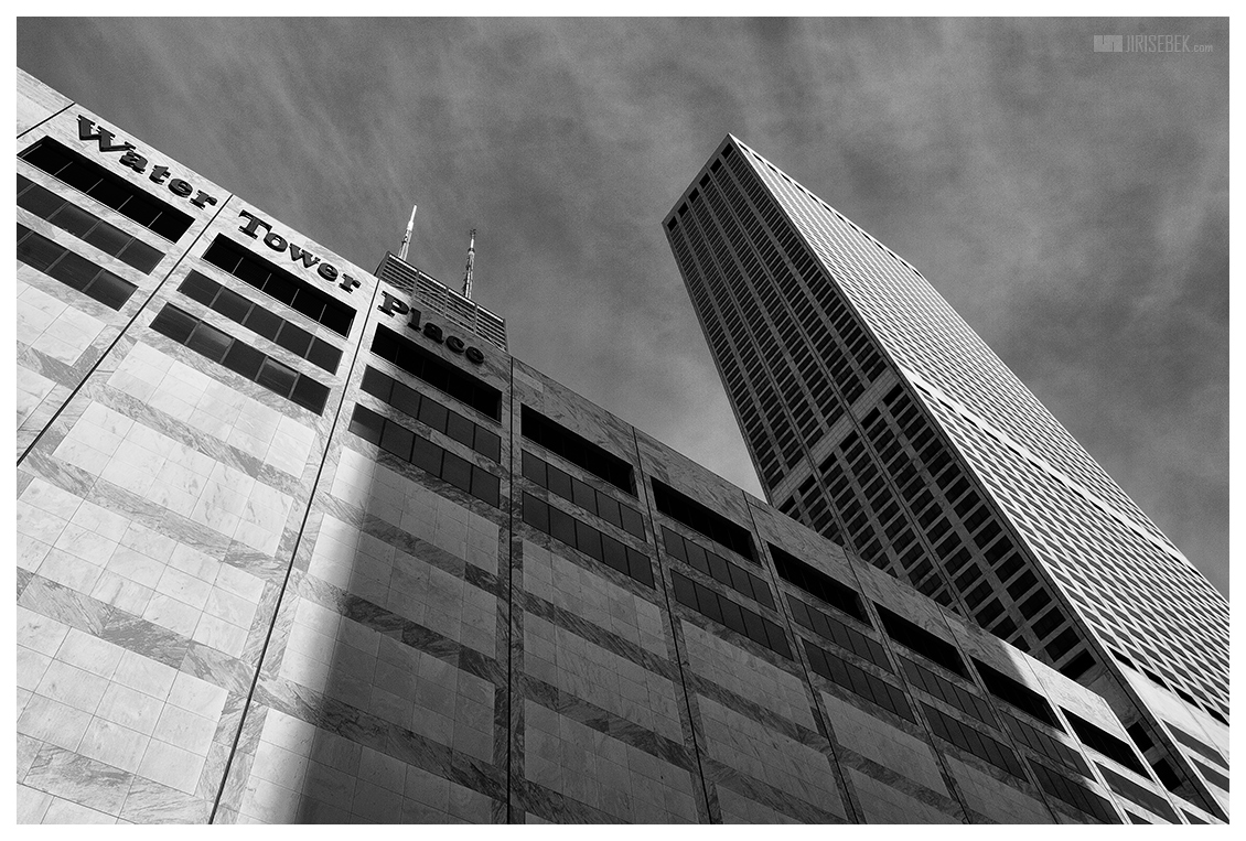 fotografie Water Tower Place