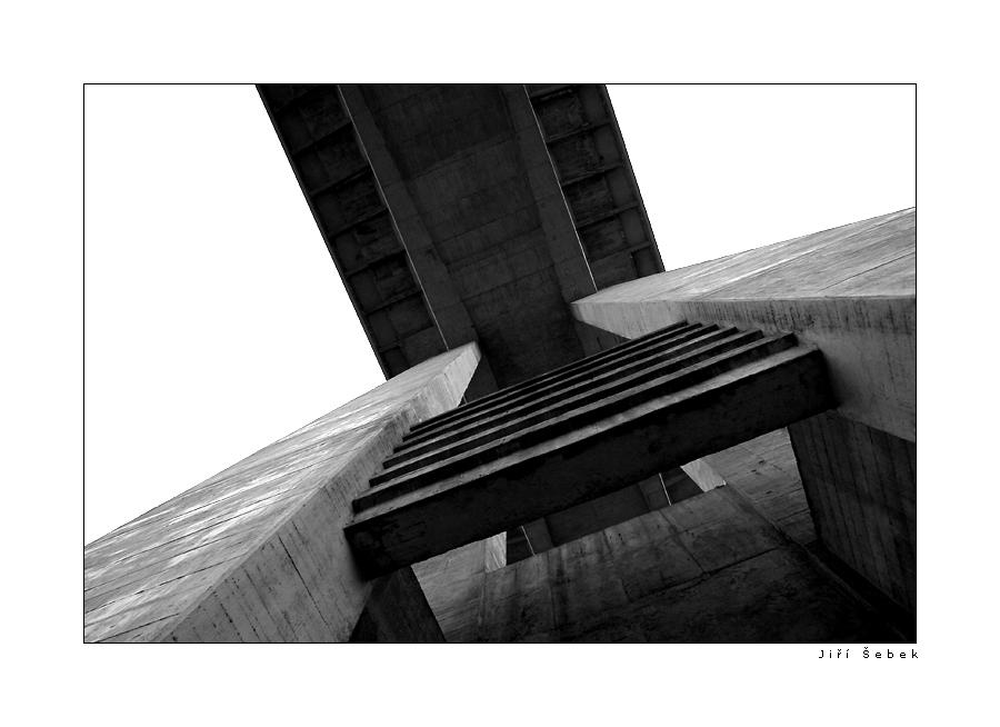 fotografie Nuselsky bridge 3